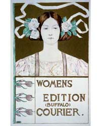 Women's Edition (Buffalo) Courier ; Arg ... by Glenny, Alice Russell