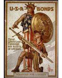 U*S*A Bonds - Third Liberty Loan Campaig... by Leyendecker, J. C.