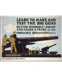 Learn to Make and Test the Big Guns - Be... by Falls, C. B.