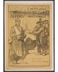 Emprunt De La Défense Nationale - Eux Au... by Adler, Jules