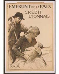 Emprunt De La Paix Crédit Lyonnais, Phot... by Chavannaz