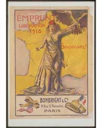 Emprunt De La Libération 1918 Souscrivez... by Chavannaz, B.