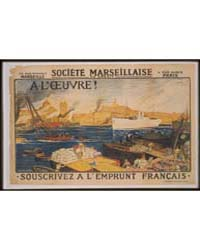 A L'Oeuvre Société Marseillaise De Crédi... by Leroux, Auguste