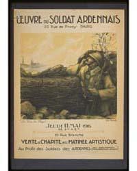 Oeuvre Du Soldat Ardennais Vente De Char... by Bréval, Roger