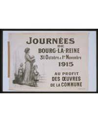Journées De Bourg-la-reine 1915 - Au Pro... by Cheffer, Henry