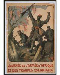 Journée De L'Armée D'Afrique Et Des Trou... by Jonas, Lucien