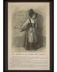 Les Alsacians Et Les Lorrains Sont Franç... by Jonas, Lucien
