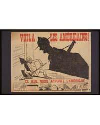 Voila Les Américains, Photograph 3F03988... by Saunier, Charles