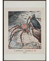 L'Entente Cordiale 1915, Photograph 3F03... by Rehse Archiv Für Zeitgeschichte Und Publizistik