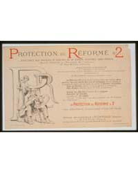 Protection Du Réformé, No 2 Assistance A... by Marchand, André