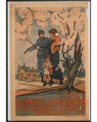 Comité Americain Pour Les Régions Dévast... by Cap, Geo.