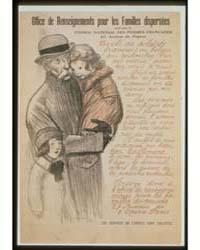Office De Renseignments Pour Les Famille... by Steinlen, Théophile Alexandre