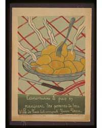 Économisons Le Pain En Mangeant Des Pomm... by Vernet, Yvonne