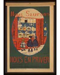 Nous Saurons Nous En Priver ; Camille Bo... by Boutet, Camille