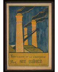 Tout L'Acier Et Le Charbon Pour Nos Usin... by Héringfeld, M.