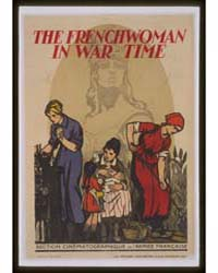 The Frenchwoman in War-time, Photograph ... by Capon, G.