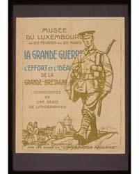 La Grande Guerre L'Effort Et L'Idéal De ... by D., M.