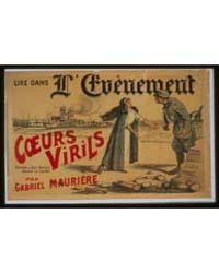Lire Dans L'Evenement Coeurs Virils Par ... by Library of Congress
