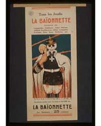 La Baïonnette' Tous Les Jeudis Bas Les M... by Iribe, Paul
