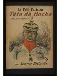 Le Petit Parisien' 'Tête De Boche,' Gran... by S., O.