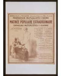 Matinée Populaire Extraordinaire Au Prof... by Flot, Louis