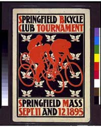 Springfield Bicycle Club Tournament, Spr... by Bradley, will