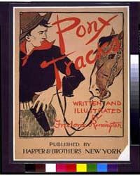 Pony Tracks, Written and Illustrated by ... by Penfield, Edward