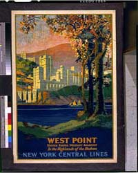 West Point, United States Military Acade... by Hazell, Frank