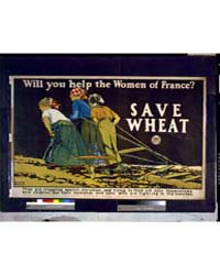 Will You Help the Women of France Save W... by Penfield, Edward