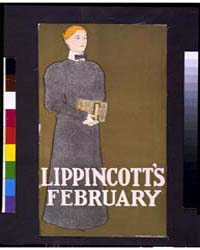 Lippincott's February, Photograph 3G0301... by Library of Congress