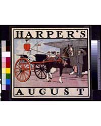 Harper's August, Photograph 3G03023V by Penfield, Edward