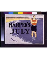 Harper's July, Photograph 3G03025V by Penfield, Edward