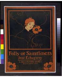 Folly or Saintliness ; Ethel Reed, Photo... by Reed, Ethel