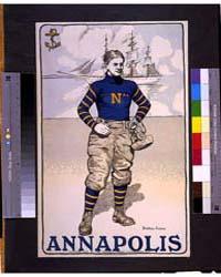 Annapolis ; Bristow Adams ; Andrew B Gra... by Adams, Bristow