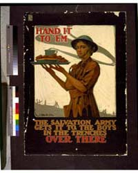 Hand it to 'Em ; the Salvation Army Gets... by St. John, James Allen