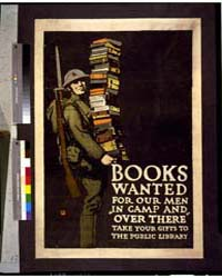 Books Wanted for Our Men in Camp and Ove... by Falls, C. B.
