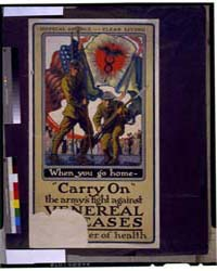 When You Go Home - Carry on the Army's F... by Library of Congress