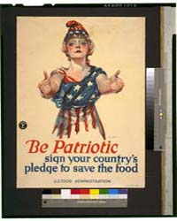 Be Patriotic ; Sign Your Country's Pledg... by Stahr, Paul