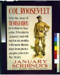 Col Roosevelt Tells the Story of the Rou... by Christy, Howard Chandler