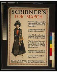 Scribner's for March ; Governor Roosevel... by Christy, Howard Chandler