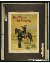 Men Wanted for the Army ; Michael P Whel... by Whelan, Michael P.