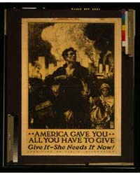 America Gave You All You Have to Give, G... by Taylor, F. Walter