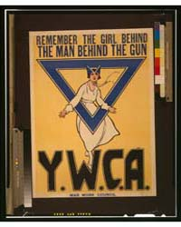 Remember the Girl Behind the Man Behind ... by Library of Congress
