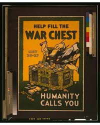 Help Fill the War Chest Humanity Calls Y... by Library of Congress