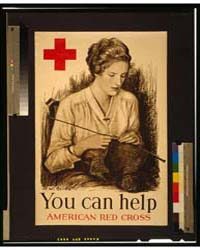 You Can Help ; American Red Cross ; W T ... by Benda, Wladyslaw T.