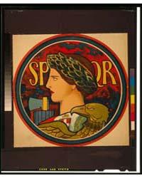 Emblem of Italy ; Ehb ; M Rusling Wood, ... by Blashfield, Edwin Howland