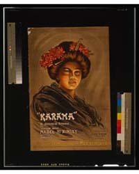 Karama a Japanese Romance by (Vivian Gre... by Library of Congress
