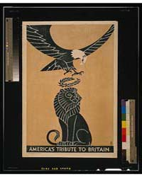 America's Tribute to Britain ; Fgc ; the... by Cooper, Frederic G.
