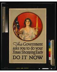 The Government Asks You to Do Your Xmas ... by Coffin, Haskell
