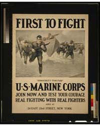 First to Fight - Democracy's Vanguard US... by Riesenberg, Sidney H.